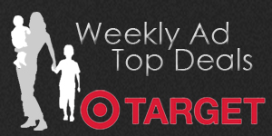 Target Coupon Match up Weekly Ad Top Deals