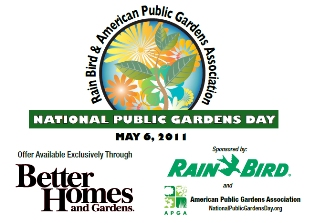 National Public Garden Day