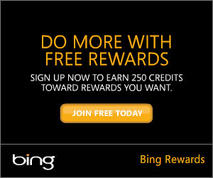 Bing Rewards Preview