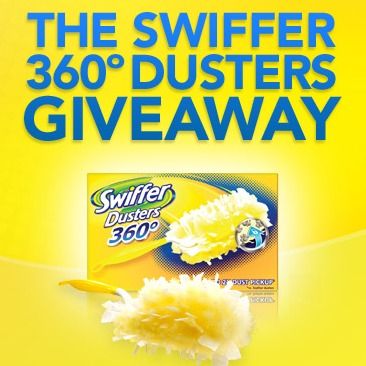 Swiffer Dusters Giveaway