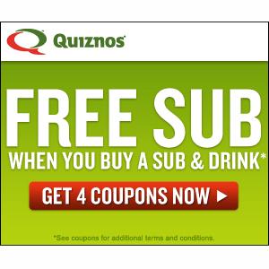 QuiznosFreeSubwDrink300