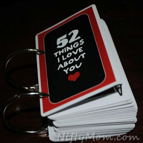 U002752 Things I Love About Youu0027 Ideas U0026 Tips