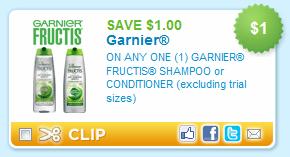 Garnier Coupon
