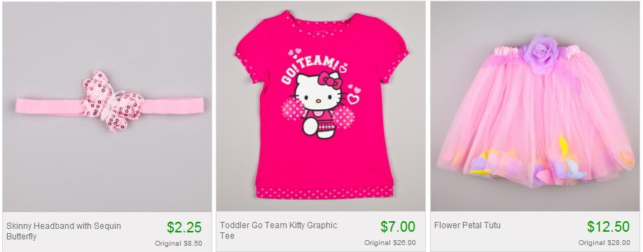 Totsy Hello Kitty & More