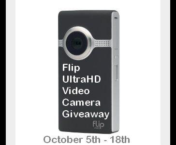Flip Camera Giveaway
