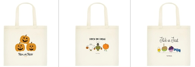 Vistaprint Halloween Tote