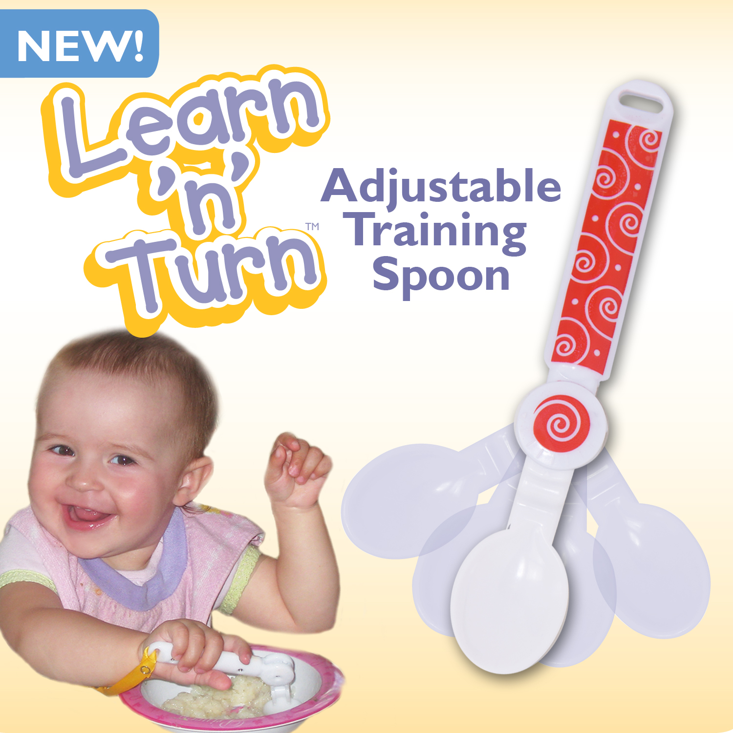 Learn N Turn Spoon