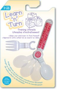 Learn N Turn Utensil