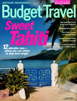 Budget Travel Mag