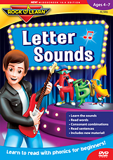 Rock N Rock Letter Sounds