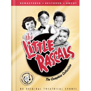 Littel Rascals Complete Collection