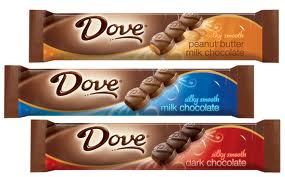 Dove Chocolate Bars Coupon