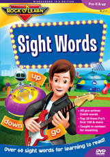 Rock N Learn Sight Words