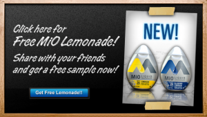 Free Sample Mio