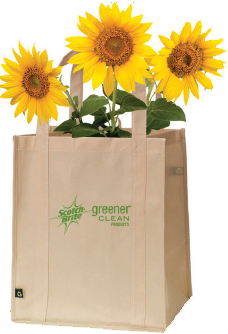 Free Scotch Brite Tote Bag