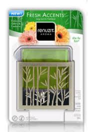 Renuzit Fresh Accents Air Freshener Coupon