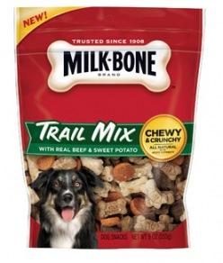 Free Sample of Milk Bone Dog Snacks