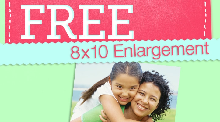 Free Walgreens Photo May