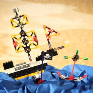 KNEX sale on Zulily