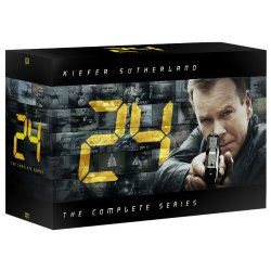 24 The Complete Series on Amazon