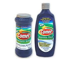 Comet Stainless Steel Cleanser Coupon