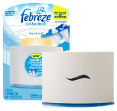 Free Febreze Set Refresh