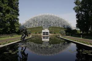 Free Admission to Botanical Gardens July 24