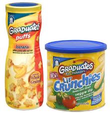 Gerber Snacks Coupons