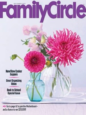 Family Cicle magazine Subscription