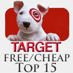 Target Free and Cheap Items