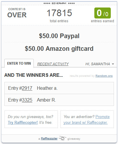 Fatten Your Wallet 6/29 Winners