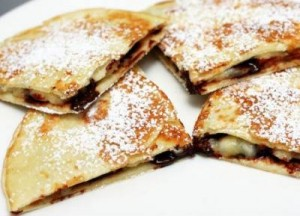 Easy Banana Crepes Recipes