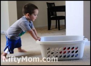 Toddler Preschooler Chores