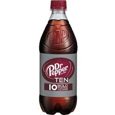 Dr Pepper Ten Coupon