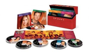 Friends Complete Collection on DVD