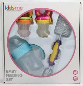 Kidsme Food Feeder Combo Set