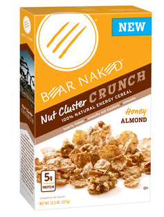 Bear Naked Cereal Free Sample