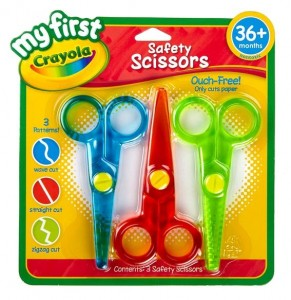 Free Crayola Scissors at Target