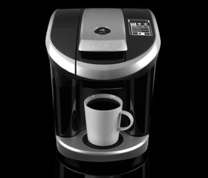 The new keurig