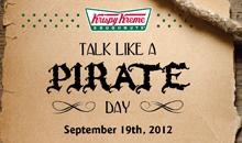 Free Krispy Kreme Doughnuts September 19