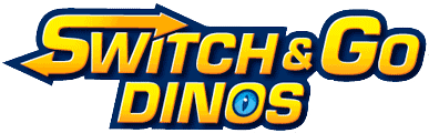 Switch & Go Dinos Logo