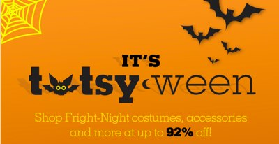 Sale on Halloween Costumes