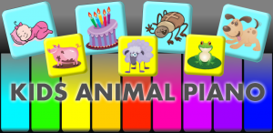 Free Kids Animal Piano Pro App