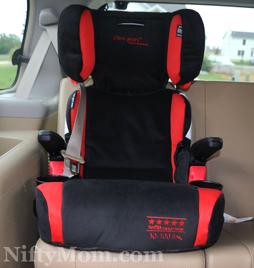 The First Years Booster Seat Review