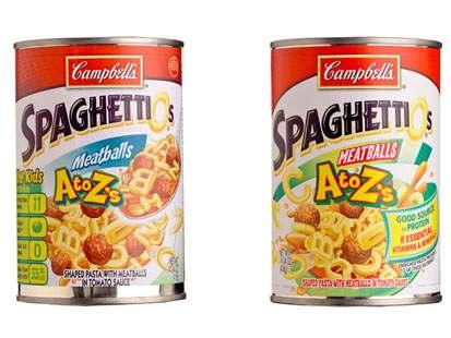 SpaghettiO's  Coupon