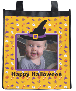$1 Halloween Totes