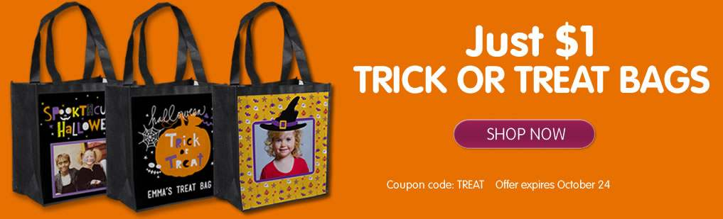 Custom Halloween Bags