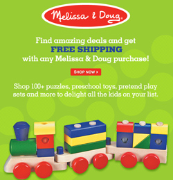 Melissa & Doug on Totsy