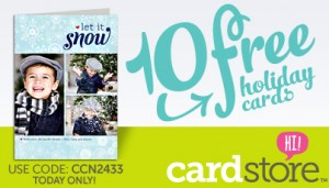 10 FREE Cards at the CardStore.com