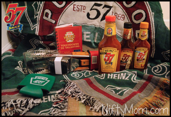 Heinz57 Tailgating Prize Pack Giveaway